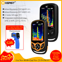 Hot Selling HT A1 HT A2 Portable Infrared Thermal Imager Fast shipping within 24 hours Professional mini Thermal imager for hunt