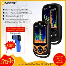 Mini caméra thermique infrarouge Portable HT A1/HT A2, livraison rapide en 24 heures, modèle professionnel pour la chasse