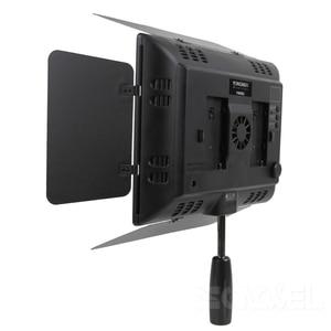 Image 4 - Yongnuo YN600L YN600 Led Video Light Panel Met Verstelbare Kleurtemperatuur 3200 K 5500 K Fotografische Studio Verlichting + batterij