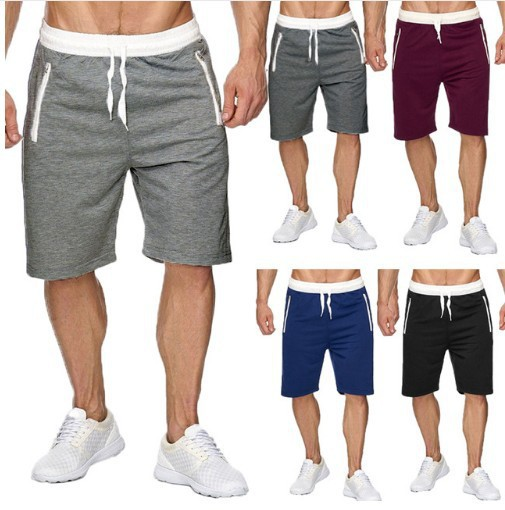 Hot Selling Summer MEN'S Beach Pants Casual Large Size Fashion Man Shorts Short Sports Shorts Good Quality