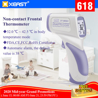 2020 XEAST DT 8806H Baby Medical Thermometer Digital LCD Screen Human Non Contact Infrared Thermometer