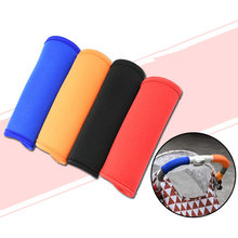 Waterproof Baby Stroller Handle Cover for Pram Cart Multifunctional Protector Neoprene 1pcs Carseat Stroller Umbrella Stroller(China)