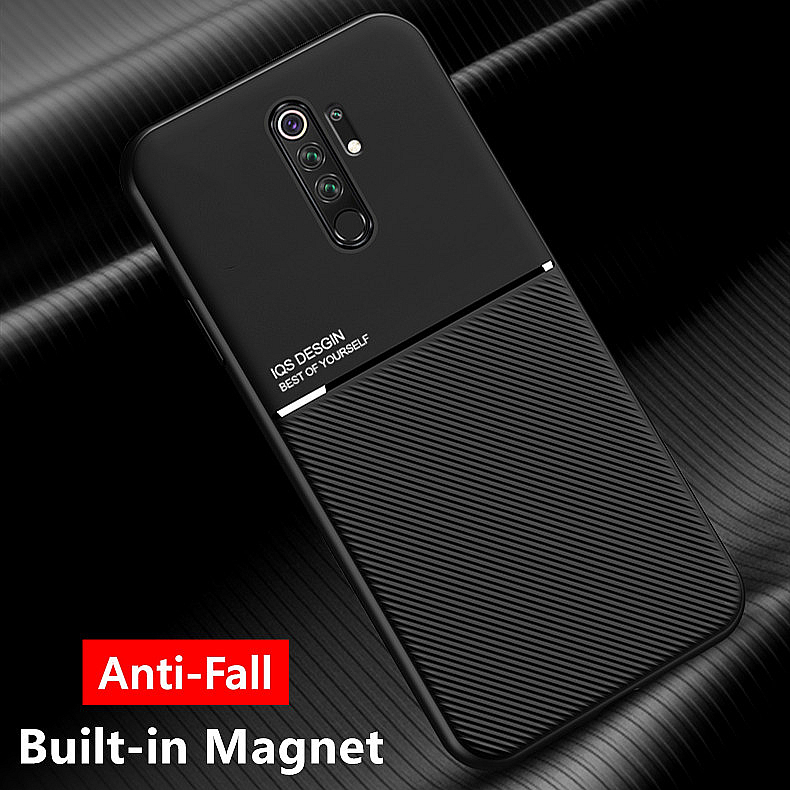 For Xiaomi Mi 9T 9 8 Lite Note 10 A3 A2 A1 Anti Shock Magnet Shockproof Case Cover For Redmi Note 8 9 Pro 7 8T 9A 9S 7A 8A 9C(China)