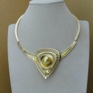 Image 2 - Yuminglai włoski projektant biżuterii dubaj złote zestawy biżuterii biżuterii FHK9072