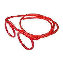 Soft Novelty Juice Kids Straw Glasses Long Tube Fun Drinking Straw for Children FP8