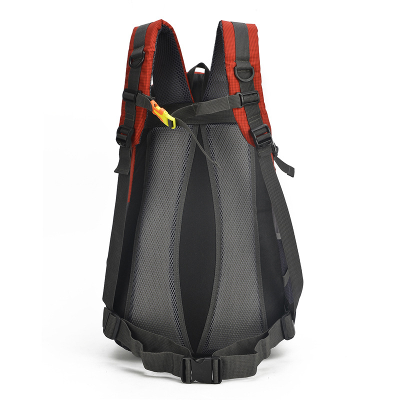 New Style Backpack Outdoor Travel Bag Large Capacity Mountaineering Bag Men And Women Casual Sports Travel Backpack Customizable