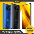 Глобальная версия Xiaomi POCO X3 NFC мобильный телефон 6 ГБ ОЗУ 64 Гб/128 ГБ ROM, львиный зев 732G 64-мегапиксельная четырехъядерная камера 6,67