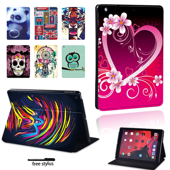 Etui na Tablet Apple IPad Mini1 2 3 4 5 iPad 2 3 4 iPad 5th 6th 7th iPad Air Air2 Air3 iPad Pro 9 7 10 5 11 Cal z wzorami tanie i dobre opinie SuanCase Osłona skóra 7 9 inch 9 7 inch 10 2 inch 10 5 inch 11inch iPad Mini 1 2 3 4 5 iPad 2 3 4 iPad5th 6th 7th iPad Air Air2 Air3