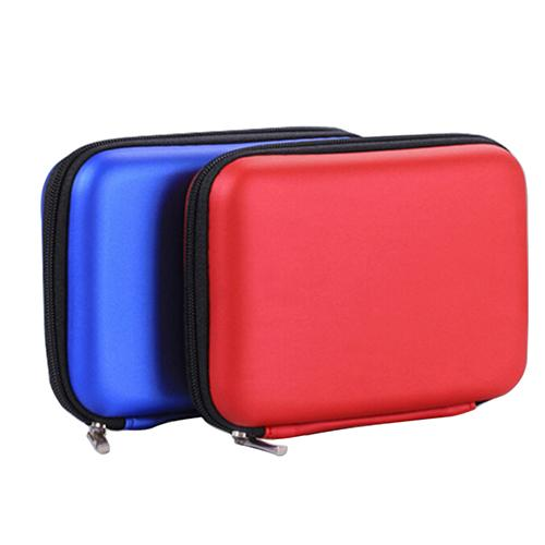 HDD Box 2.5 Mini Protector Case Cover Pouch for 2.5 Inch USB External HDD Hard Disk Drive power bank case повербанк корпус