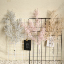 104cm / each artificial fog smoke artificial flowers wedding decoration simulation artificial wall artificial fog smog artificial flower wedding decoration wind simulation artificial wall