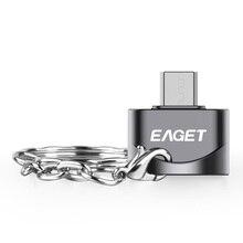 EAGET EZ02-M интерфейс микро адаптер OTG функция превращается в телефон USB флэш-накопитель адаптеры для мобильных телефонов