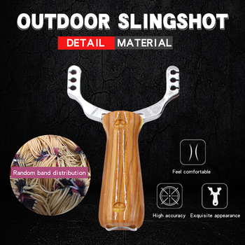 Professional Alloy Slingshot Big Power Catapult Fast Bow Outdoor Hunting Accessories Traditional Shooting Game Playing Tools tara mohr playing big