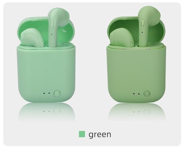 אוזניות בלוטוס נוחות לשימוש -מגוון צבעים 24