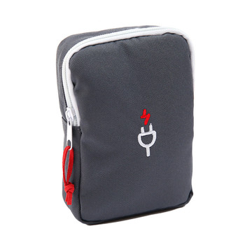 Portable Digital Bag Travel Gadget Storage Pouch Business Cable Charger Headset U Disk Organizer Package Accessories Supplies cable bag multi function travel digital storage bag mobile power bank headset u disk data cable storage bag usb gadget organizer