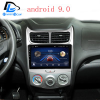 4G Lte Android 9.0 multimedia navigation system for Chevrolet SAil 2011 2014 years car dvd player pillow monitor headrest radio