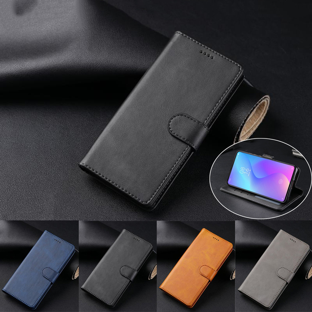 Cases For Xiaomi Redmi Note 8 Pro Cover Case Magnetic Flip Luxury Wallet Leather Phone Bags On Xiomi mi 8 mi8 Redmi Note 8 Coque