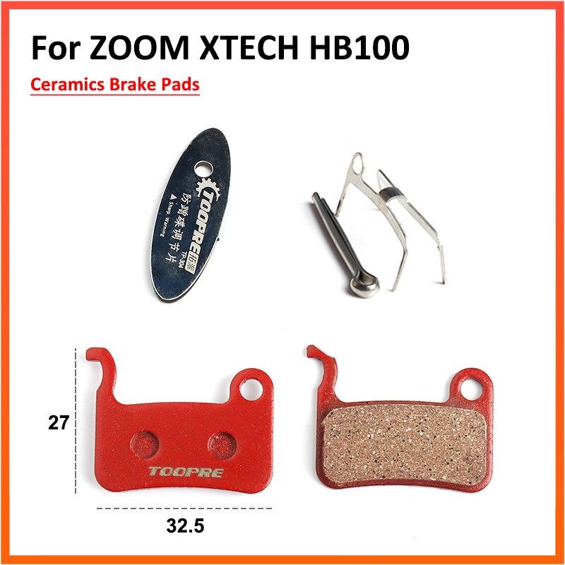 Керамические тормозные колодки для Xiaomi Xtech гидравлический тормоз XTR M975 966 965 XT M776 M775 M765 SLX M665 LX M585 M596 595 535 Pad