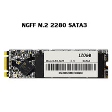 120Gb Ngff M.2 Ssd 2280 SATA3 Interface Solid State Harde Schijf, geschikt Voor Desktop/Laptop Universal Hard Drive(China)