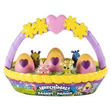 Hatchimals ha chi волшебное яйцо инкубационная корзина для Организация цветов игрушка для девочек и мальчиков подарок на день рождения мини кукла