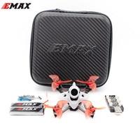 Nuevos EMAX Tinyhawk II carrera 90mm 2S FPV Racing RC Drone Quadcopter Multirotor F4 5A 7500KV RunCam 2 700TVL 37CH 25/100/200mW VTX