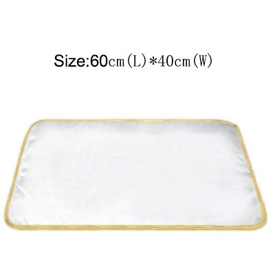 Diaper Changing Mat Baby Changing Mat Changing Pad Cover Diaper Clutch Waterproof Changing Pads Baby Wipe Travel Bed Pad 60*40CM