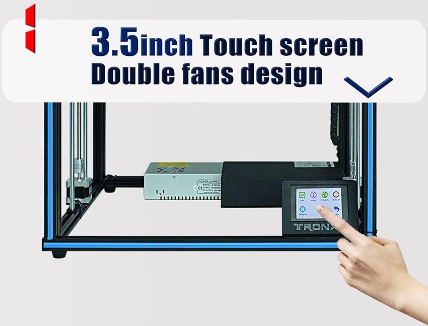 TRONXY X5SA 3D Printer Kit With Auto Levelling And Filament Sensor (X5SA) 5