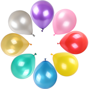 10/20/30/50Pcs 10/12inch Pearl Latex Helium Balloons Wedding Birthday Baby Shower Party Decor Supplies Kids Toy gift image