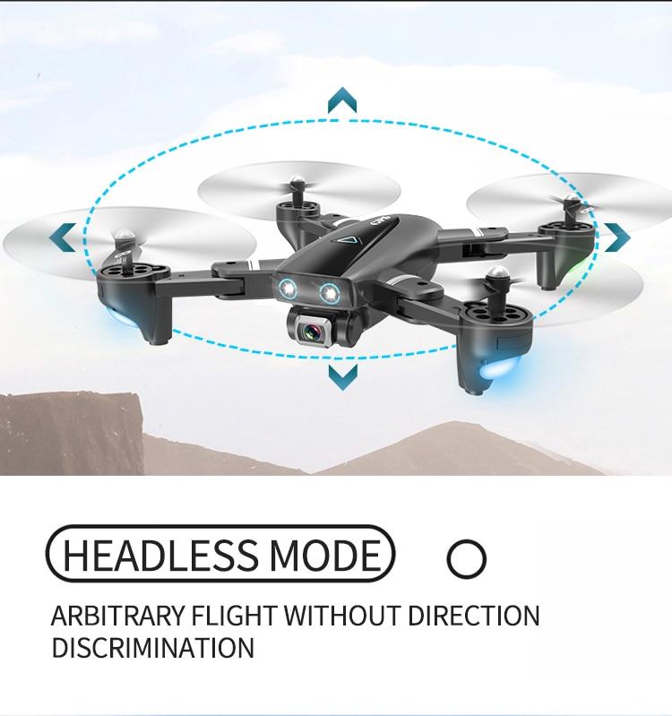 S167 Drone Headless Mode