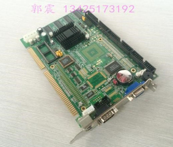 100% high quality test           Industrial control motherboard embedded CPU half-length card PCA-6740 PCA-6741 new warranty for