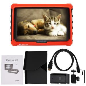 Image 5 - LILLIPUT A7S 7 นิ้วหน้าจอ IPS 1920*1200 4K Full HD Monitor กล้องมุมกว้าง 170 องศาสำหรับกล้อง DSLR