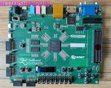 Zedboard zynq fpga placa de desenvolvimento fmc conector compatível com petalinux
