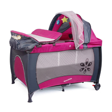 Bed Crib Baby Bedside Bed-Cradle Game-Bed Folding Multi-Function Play Newborn-Baby Portable
