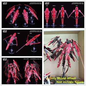 Image 1 - DL model Multi Form Floating shields for Bandai HS 1/100 MB Astraea / Avalanche Astraea Type F Gundam DD060