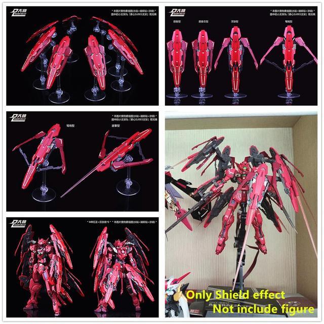DL modello Multi Forma Galleggiante scudi per Bandai HS 1/100 MB Astraea/Avalanche Astraea Tipo F Gundam DD060