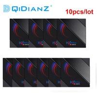 10 pezzi H96 MAX H616 Smart TV Box 2.4G 5.8G WIFI Set Top Box H96max Android 10.0 Media Player PK T95 TX6S