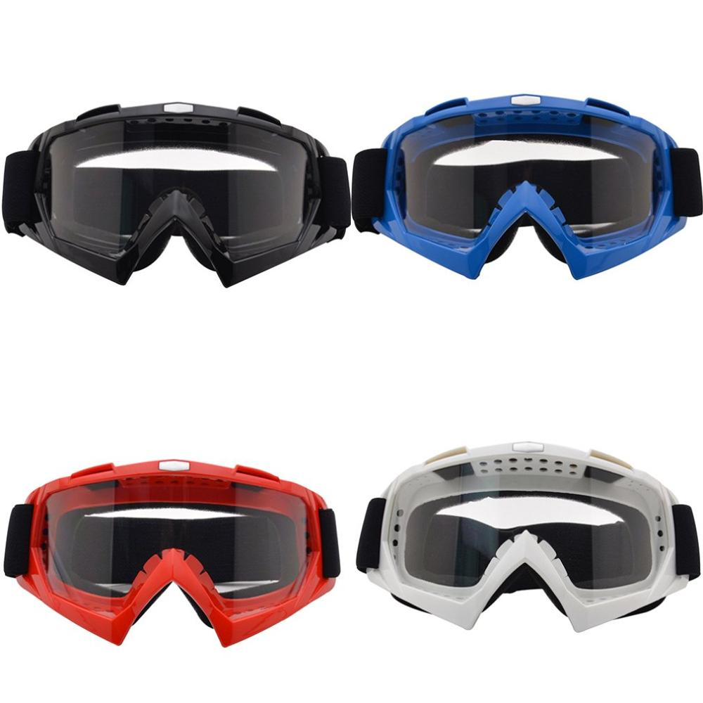 Motorcycle Goggles Off Road Locomotive Goggles Outdoor Windshield Helmet Glasses Riding Ski Goggles Fashion|Motorcycle Glasses| |  -