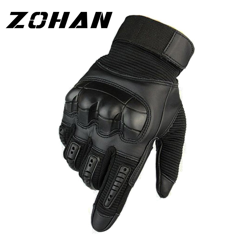 Tactical Knuckle Men Protective Gloves Military Tactical Winter Gloves Hunting Shooting Product Army Airsoft Touch Paintball