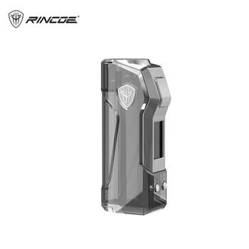 Rincoe – Jellybox Mini 80W VW TC Box Mod avec batterie 18650/21700, pour e-cigarette Vapor 510 atomiseur RTA Sub Vape Kit