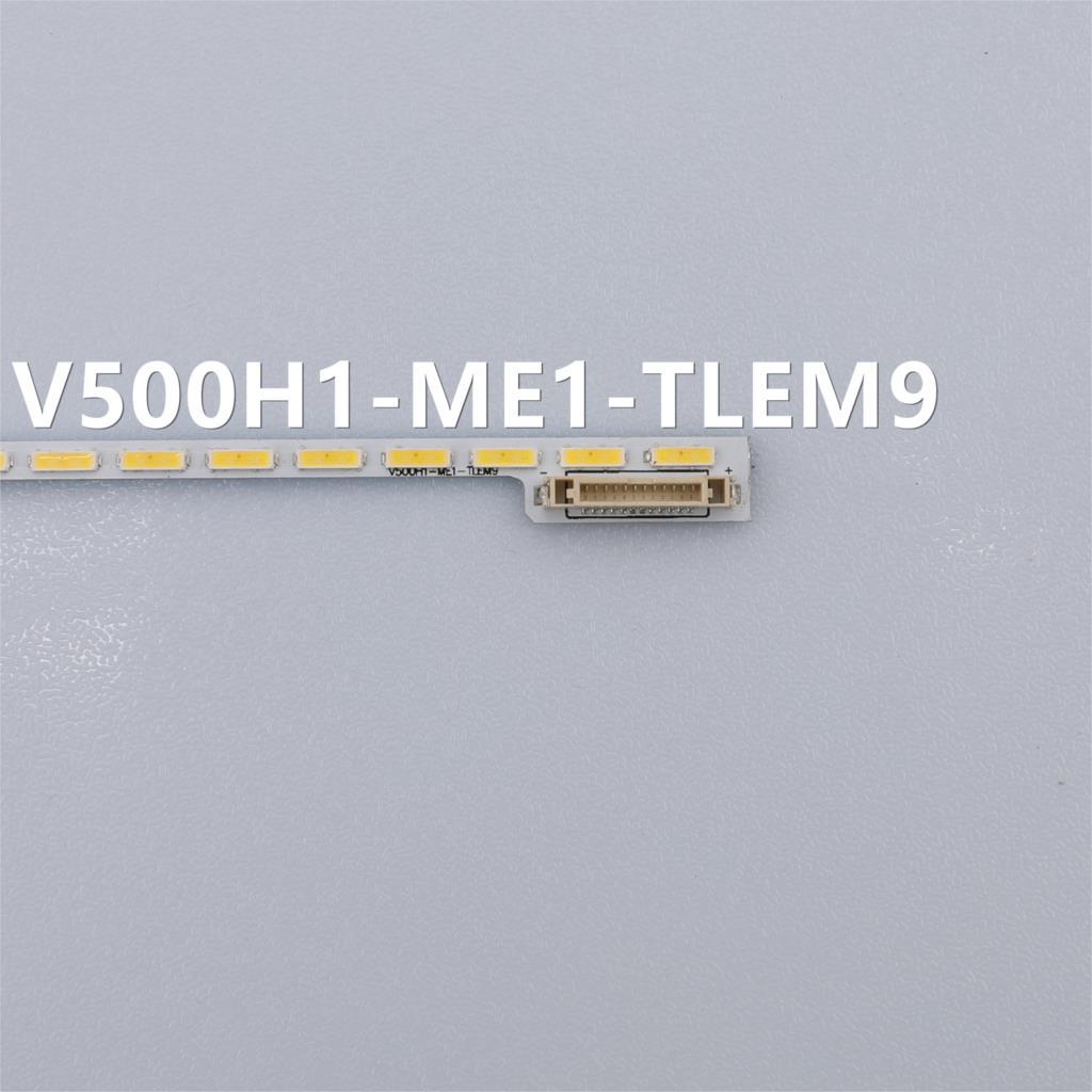 FOR Skyworth 50E510E Article Lamp V500H1-ME1-TLEM9 Screen V500HJ1-ME1 1piece=68LED 623MM