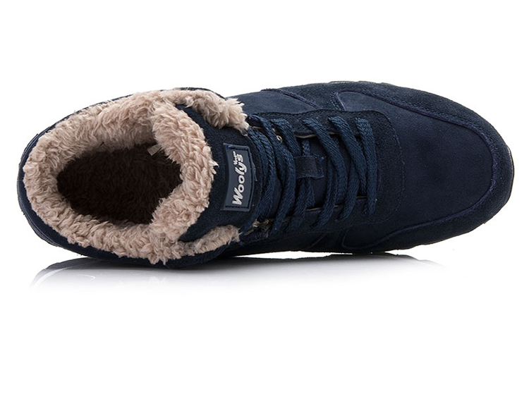 Women's Winter Casual Vulcanize Shoes 12