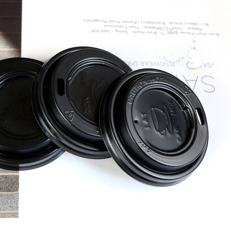 Bicchierini in carta di alta qualità a doppio strato usa e getta da caffè (100 ml)