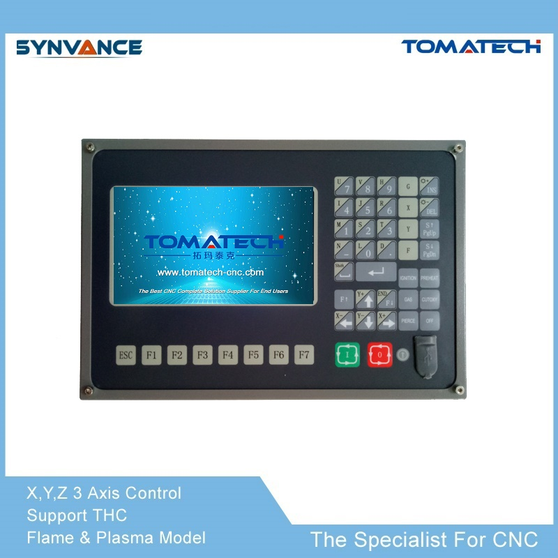 TOMATECH high anti interference 3 axis CNC Plasma cutting machine controller