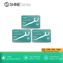 ShineSense SDF100 Dental Floss Flosser Toothpicks Stick Tooth Cleaning Teeth Whitening Pick for Oral Hygiene