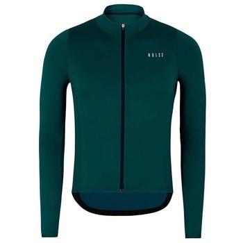 España pro maillot 2020 ligero Delgado manga larga ciclismo jersey primavera otoño...