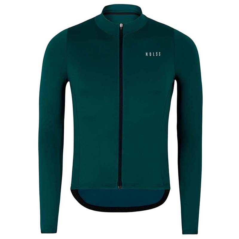 Cycling Jersey Spring Long-Sleeve Mallot Ciclismo Thin Autumn Pro Spain Lightweight title=