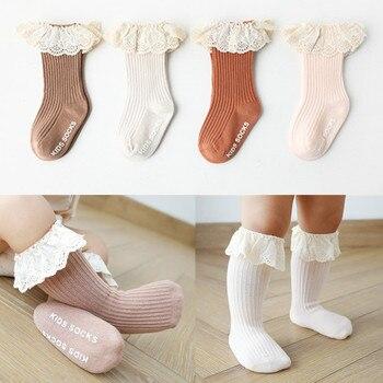 Long Baby Girls Socks  1