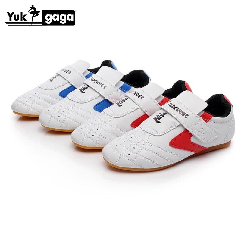 Pinetree Высококачественная дышащая обувь для мужчин и женщин, обувь для тхэквондо, боевые искусства, кроссовки, детская спортивная обувь, тренировочная обувь 26 46| |   | АлиЭкспресс