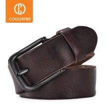 وعرة حزام جلد الحبوب الكاملة رجل أحزمة خمر عادية الرجال حقيقية الخضار المدبوغة جلد البقر حزام الأصلي الذكور حزام TM007