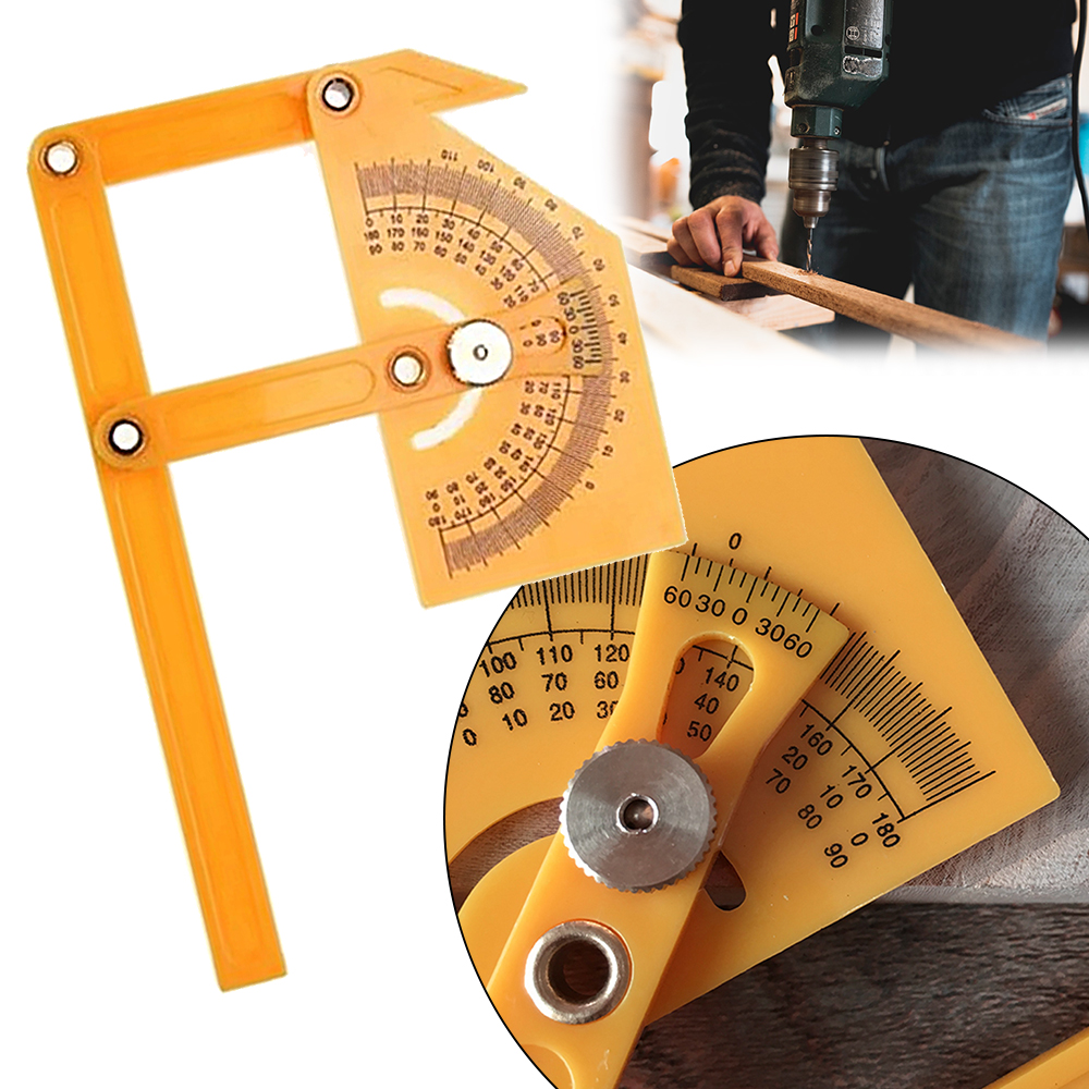 Precise Protractor and Angle Finder