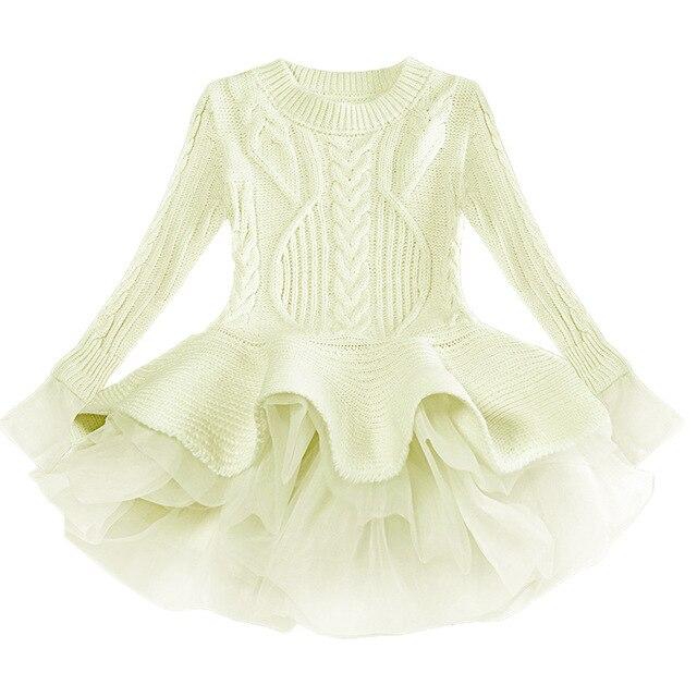 Christmas Dress Thick Warm...